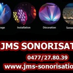 JMS Sonorisation Partenaire pour vos événements