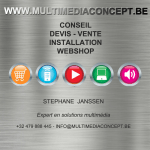 Multimediaconcept.be média et matériel informatique