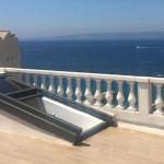 acces toit terrasse