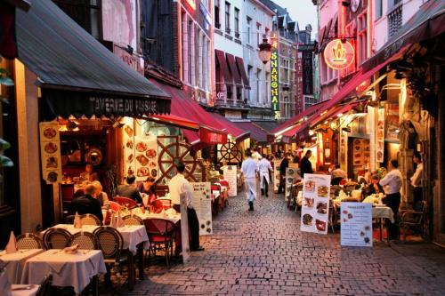 Tourisme Belgiumbe