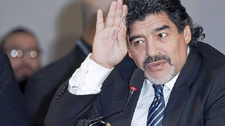 مارادونا يهاجم لاعبي منتخب الارجنتين