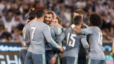 Photo of تشكيلة ريال مدريد الرسمية لمواجهة ملقا في الليغا