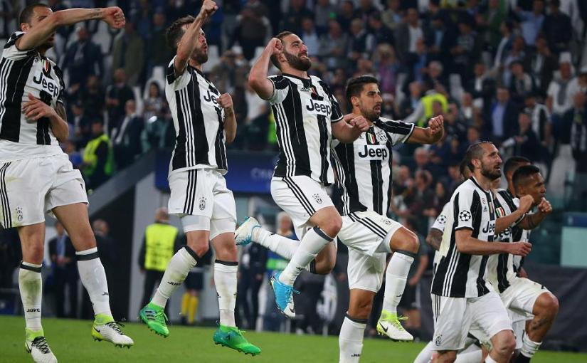 رسميا.. الكشف عن تشكيلة يوفنتوس لمباراة أتالانتا بنصف نهائي كأس إيطاليا