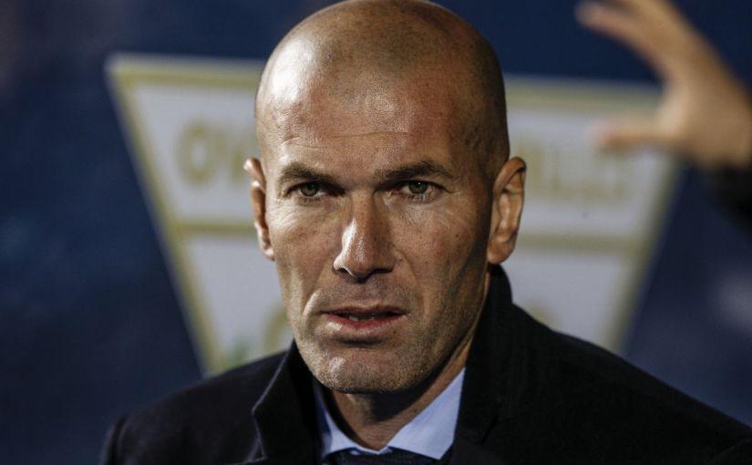بيريز يختار هذا المدرب لخلافة زيدان في ريال مدريد