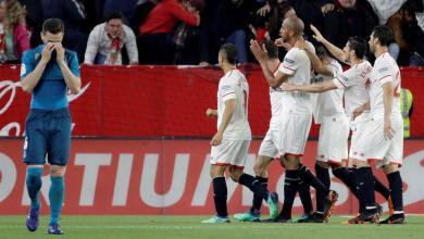 Photo of برشلونة تواجد في مباراة ريال مدريد وإشبيلية لمراقبة هذا اللاعب