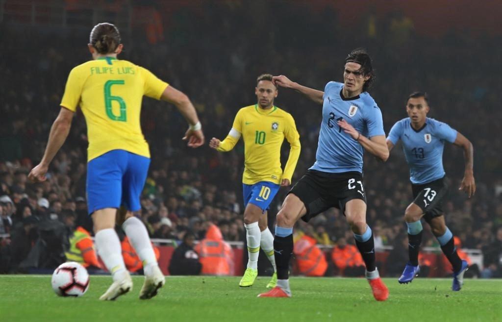 البرازيل و أوروجواي