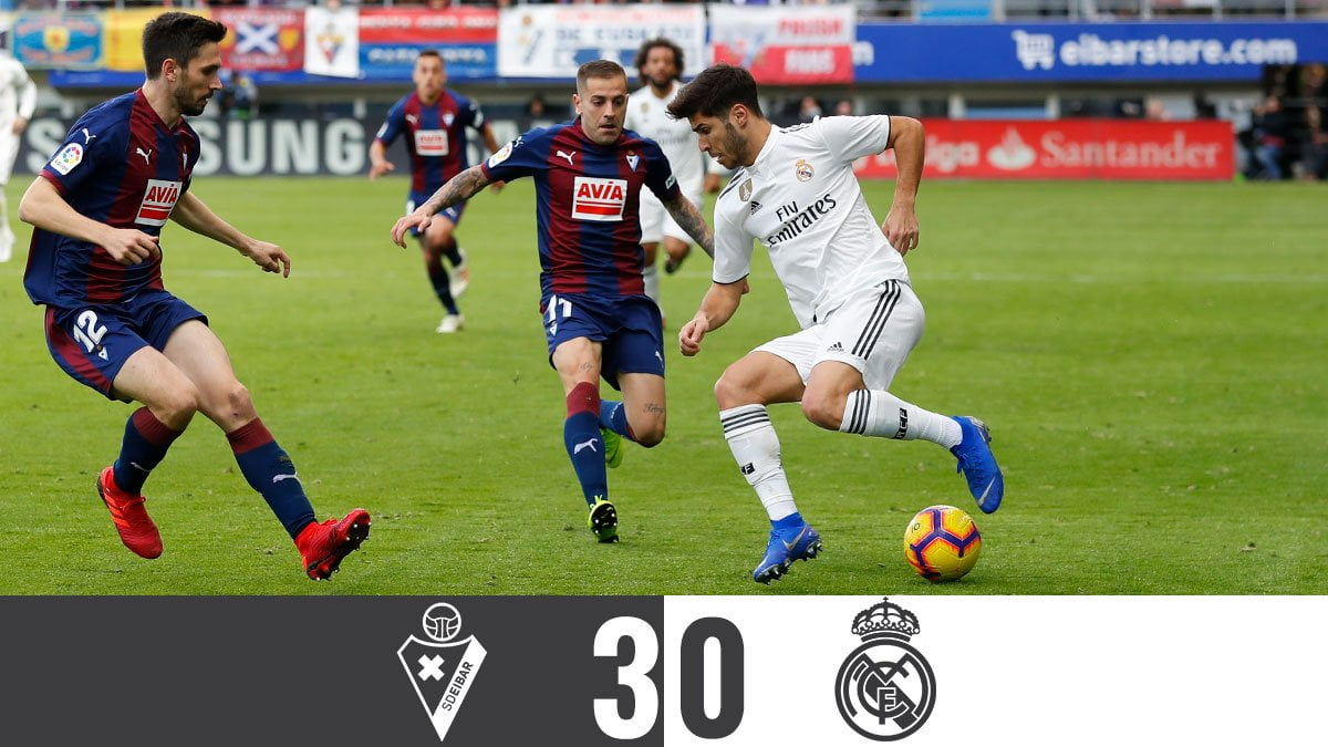 ريال مدريد و ايبار