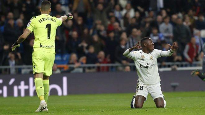 تشكيل ريال مدريد الرسمي لمواجهة ليجانيس لكأس الملك