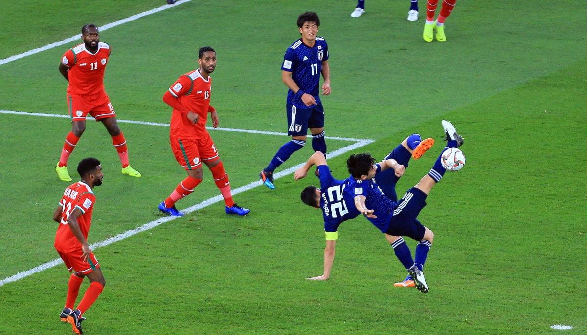 اليابان و عمان