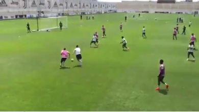 Photo of شاهد ماذا فعل كريستيانو رونالدو اليوم في مدافعي يوفنتوس أثناء التدريبات