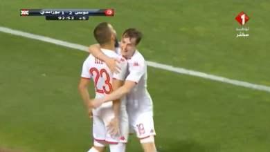 اهداف تونس وبوروندي