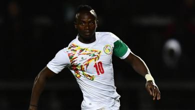 ساديو ماني نجم السنغال