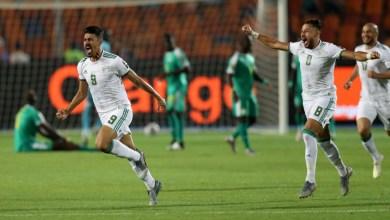 Photo of استراحة| بونجاح يقود الجزائر للتقدم على السنغال في الشوط الأول