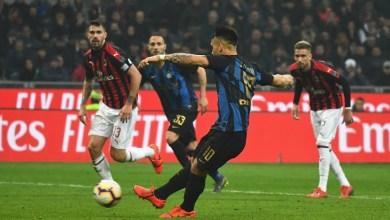Photo of تشكل إنتر ميلان المتوقع لمواجهة لاتسيو في الدوري الإيطالي
