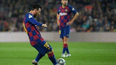 Photo of اهداف الشوط الاول : برشلونة وبلد الوليد (3-1) .. تعليق حفيظ دراجي