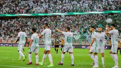 Photo of الدوري السعودي| الأهلي يحسم ديربي جدة لصالحه بثنائية