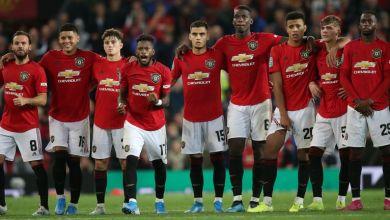 Photo of التشكيل الرسمي لمانشستر يونايتد أمام بارتيزان بلجراد