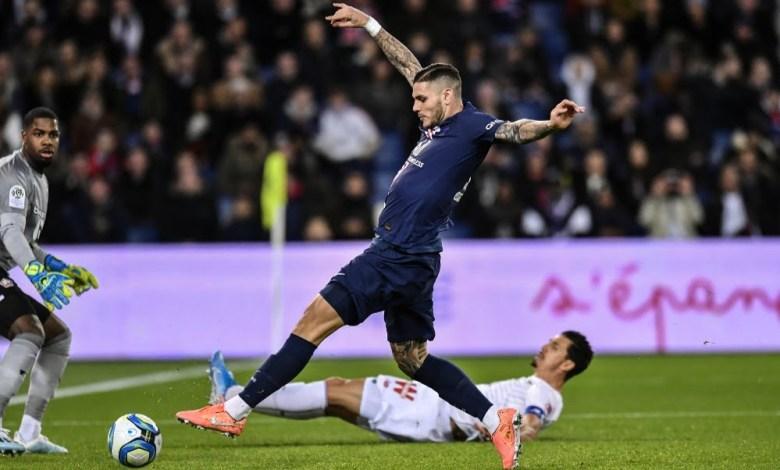 Photo of الدوري الفرنسي| باريس سان جيرمان يعبر ليل بثنائية