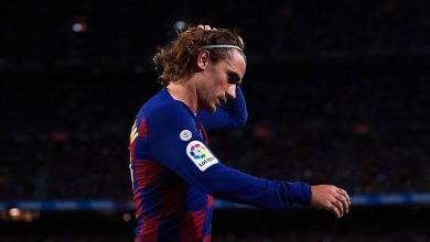 Photo of جريزمان: كنت أعرف أن اللعب في برشلونة صعب