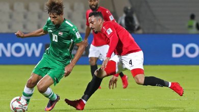 Photo of كأس الخليج العربي | العراق تتعادل مع اليمن وتؤكد صدارتها