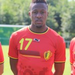 Divock Origi - the latest man in the headlines (copyright John Chapman)