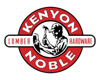 Kenyon Noble Lumber and Hardware Logo