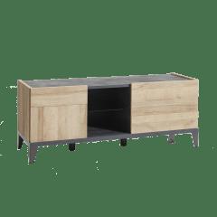 meuble rangement tv design contemporain victoria