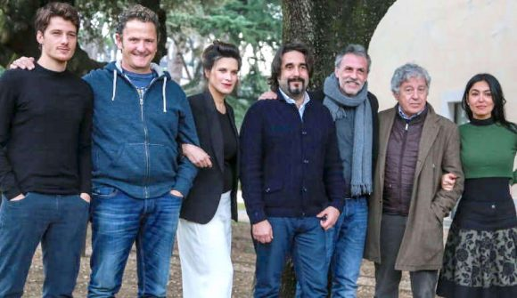 Standing ovation ad Hollywood per il film con Fabrizio Ferracane