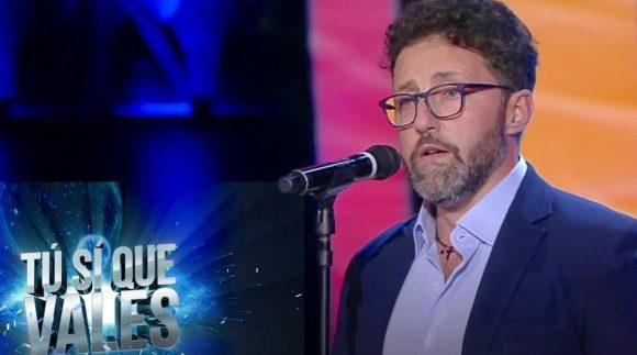 """Stasera MAURIZIO in finale a """"Tu Sì Que Vales"""""""