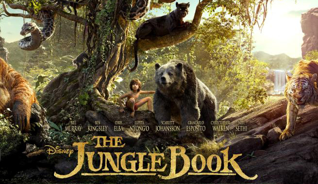 Image result for jungle book movie