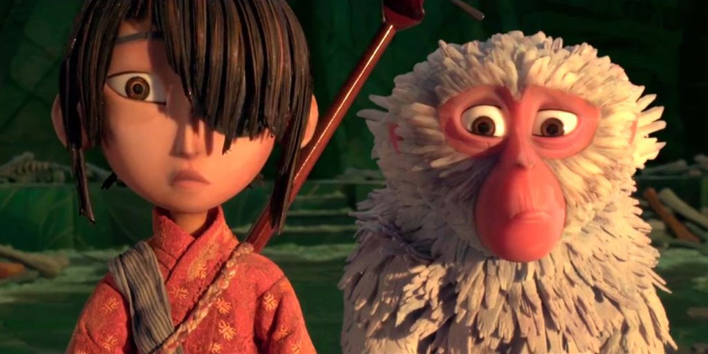 Image result for kubo and the two strings sad