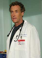 Dr. Cox [  ]