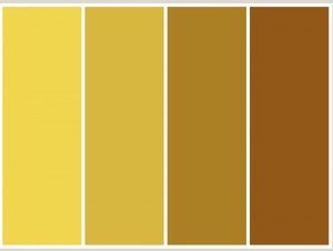 gold color code