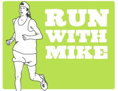 A run with Ultra Runner Michael Wardian