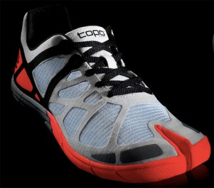 First look at the Topo Running Shoe