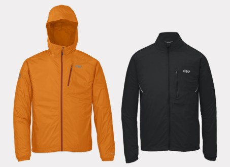 Outdoor Research Redline and Helium II Jacket Review