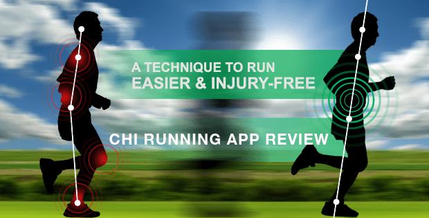 Chi Running App