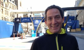 Michael Rolnick's Boston Marathon Re-cap