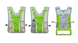 Road Noise Long Haul Loaded Vest