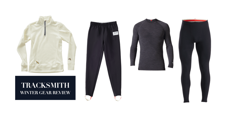 Tracksmith Cold Weather Gear Review