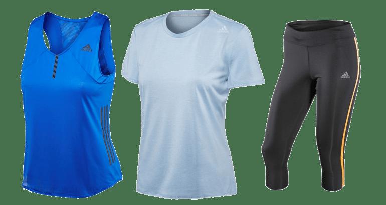 women's adidas apparel