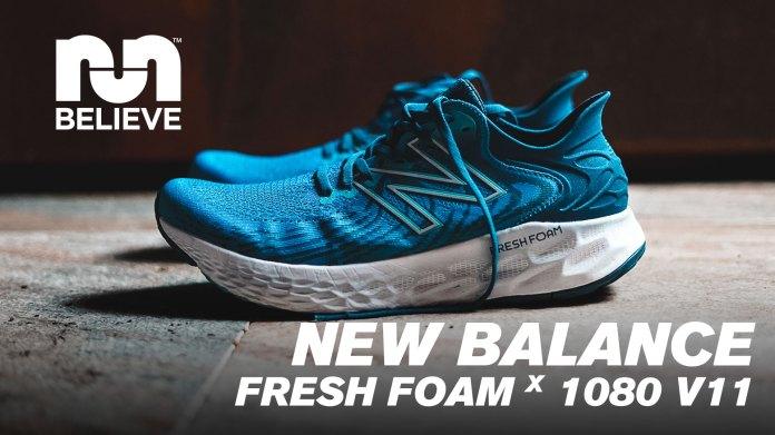 New Balance Fresh Foam 1080v11 Video Review Believe In The Run