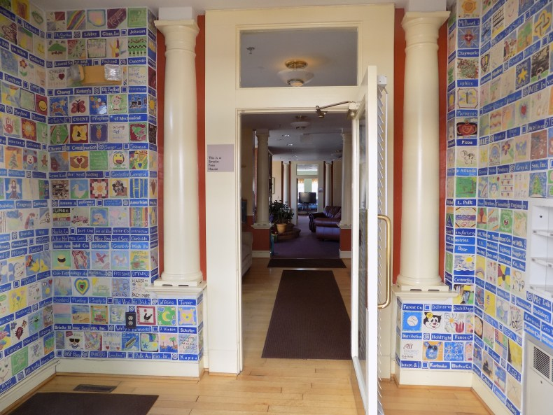The Children's House at Johns Hopkins entry