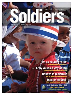 Believe In Tomorrow Military Initiative Soldiers Magazine