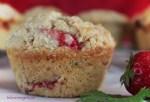 Strawberry Cilantro Muffins – Vegan Breakfast Bliss