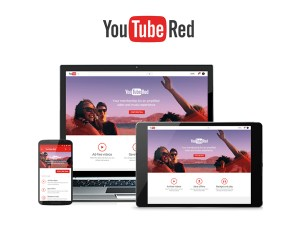 YouTube Red Image Newsletter