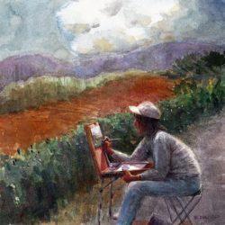 paintinginthecanyon72