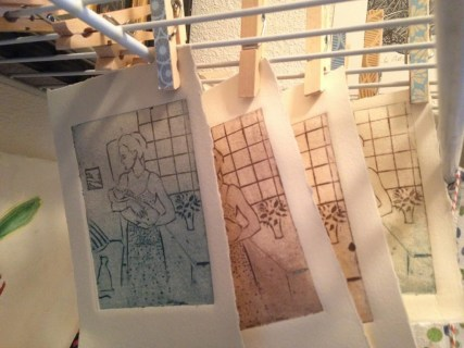 collagraph-printmaking