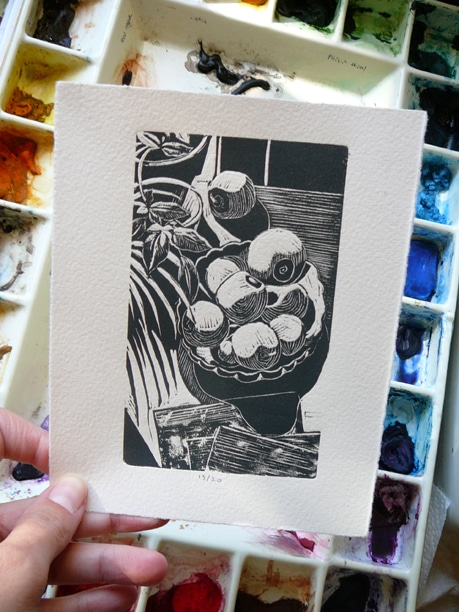 linocut-with-watercolor