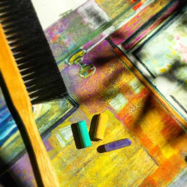pastel-and-monotype